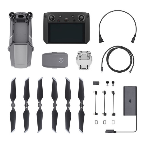 Kamera-Express-DJI Mavic 2 Zoom + DJI Smart Controller Fly More Combo-aanbieding