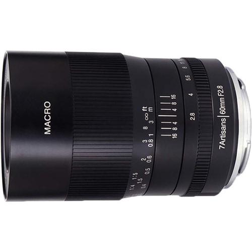 7artisans 60mm F/2.8 Canon EOS-M
