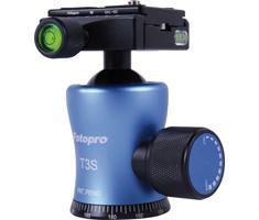 Rollei Fotopro T-3S Blue Statiefkop