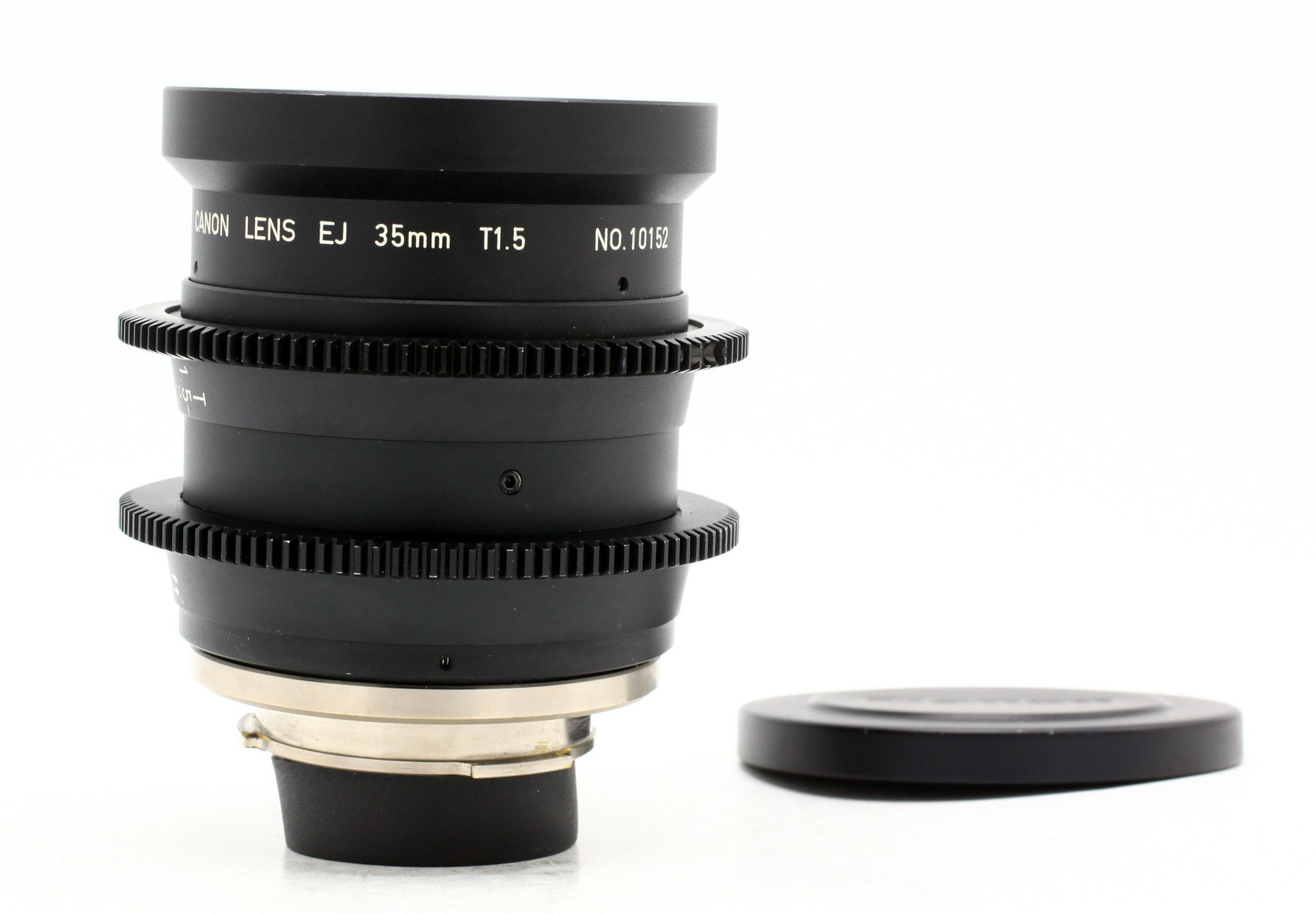 Canon EJ 35mm T1.5 B4 2/3 mount (broadcast lens) occasion