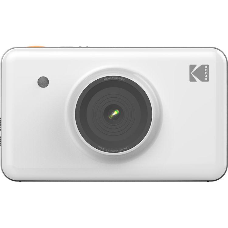 Kodak Minishot Instant Camera wit