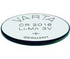 Varta CR2016 Lithium Electronics
