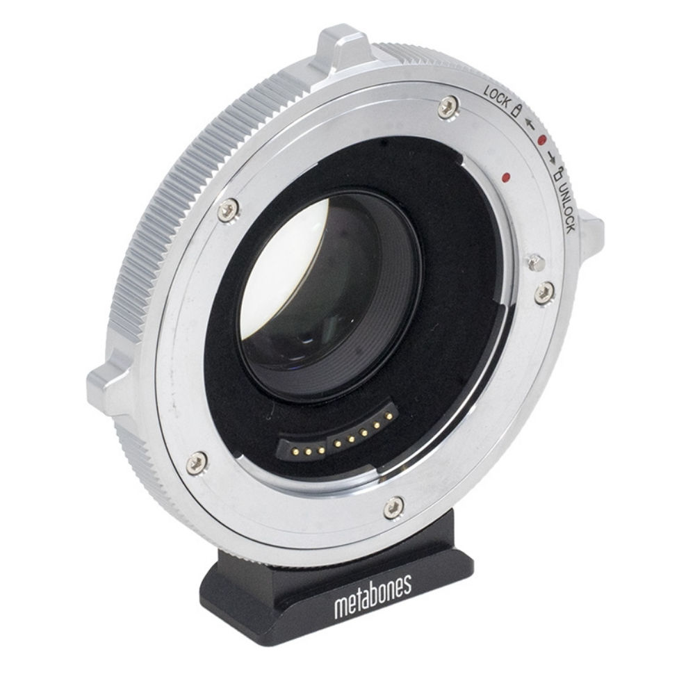 Metabones Canon EF - Micro 4/3 T CINE Speed Booster Ultra 0,71x