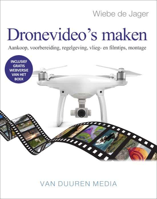 Focus op fotografie Dronevideo's maken