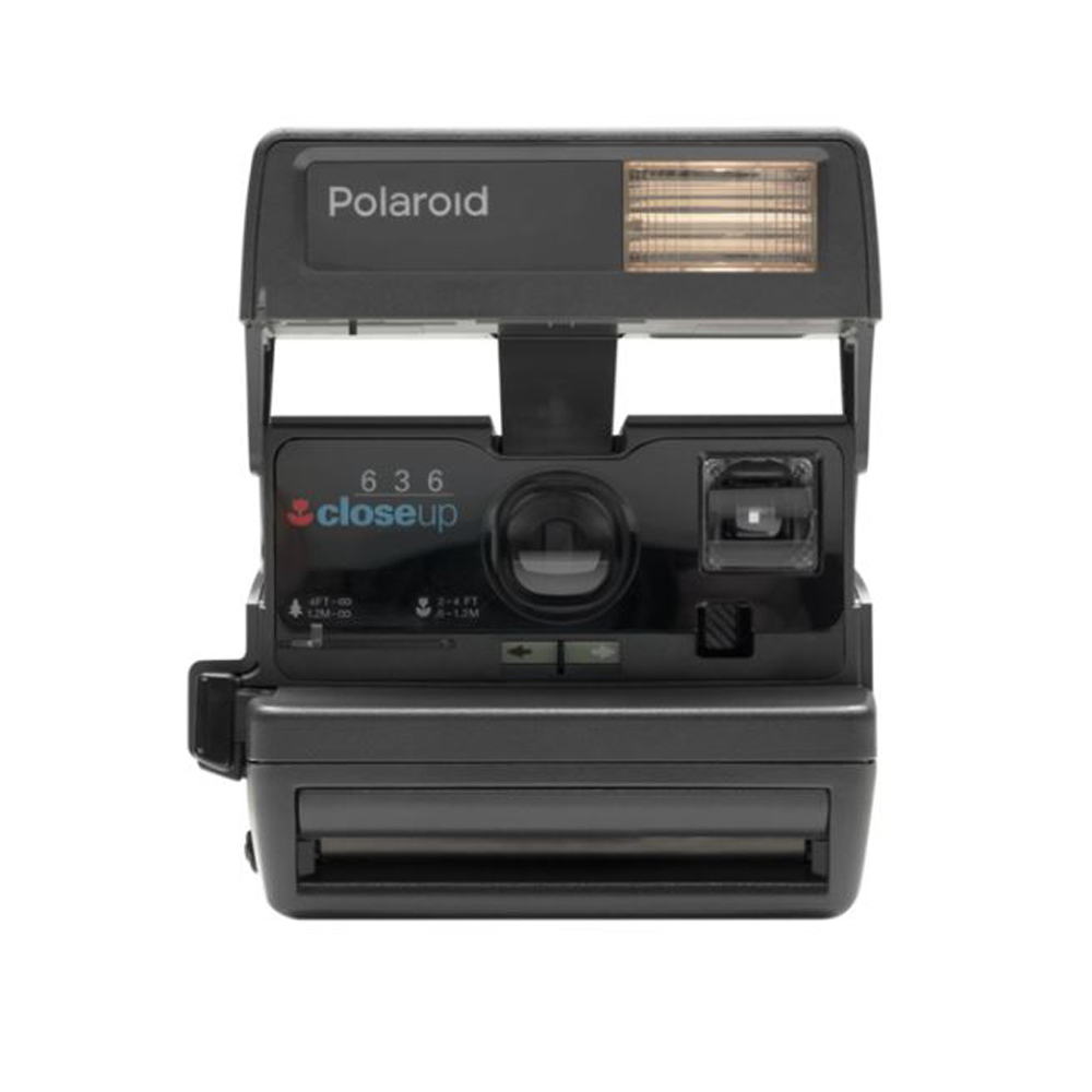 Impossible Refurbished 80s style 600 camera Square