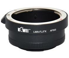 Kiwi Photo Lens Mount Adapter LMA-FJ_FX