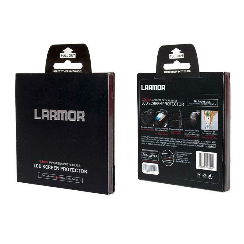 Larmor IV screenprotector Nikon D5