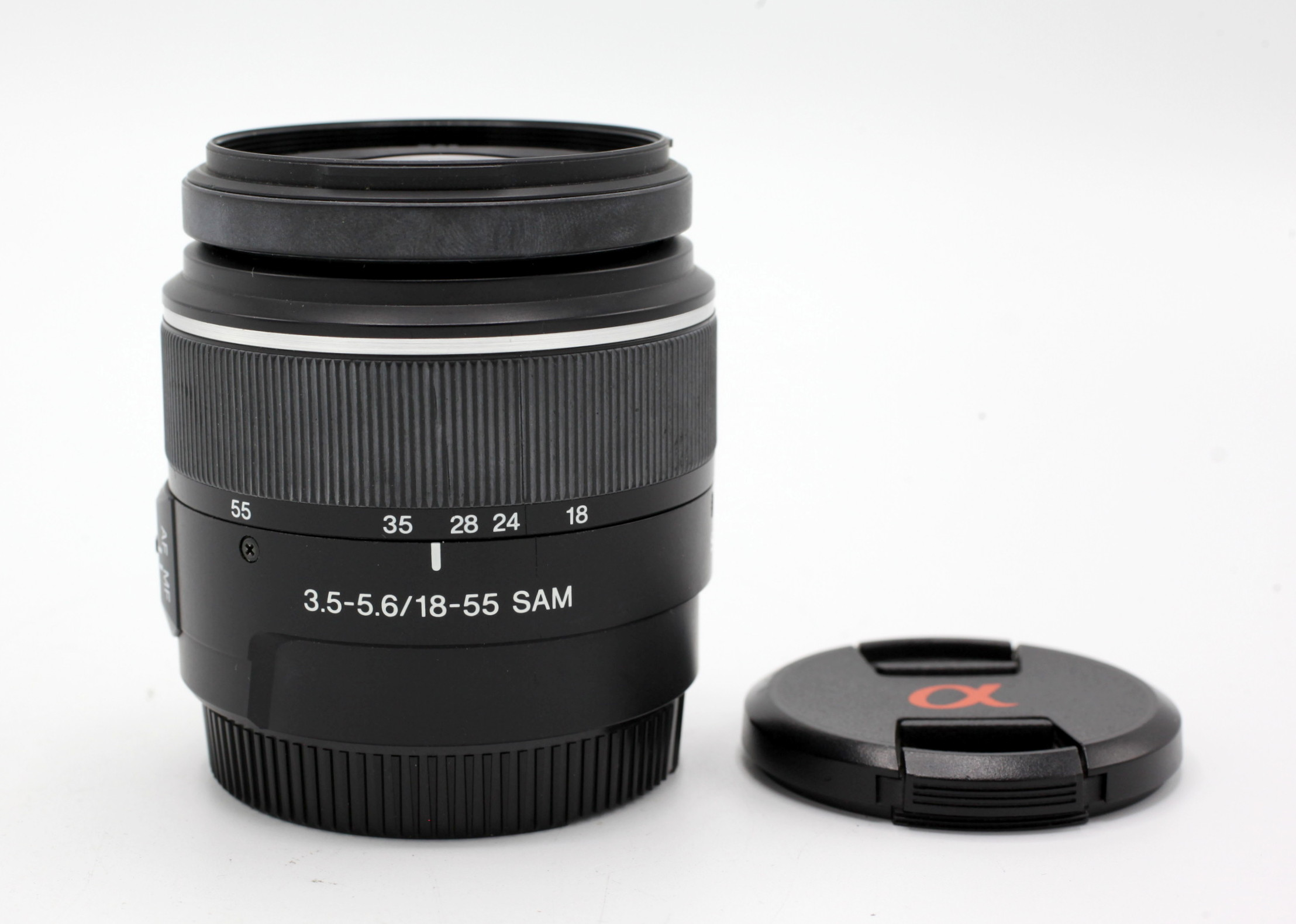 Sony 18-55mm F/3.5-5.6 DT SAM occasion