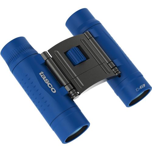 Tasco 10x25 Essentials 2016 Dakkant blauw