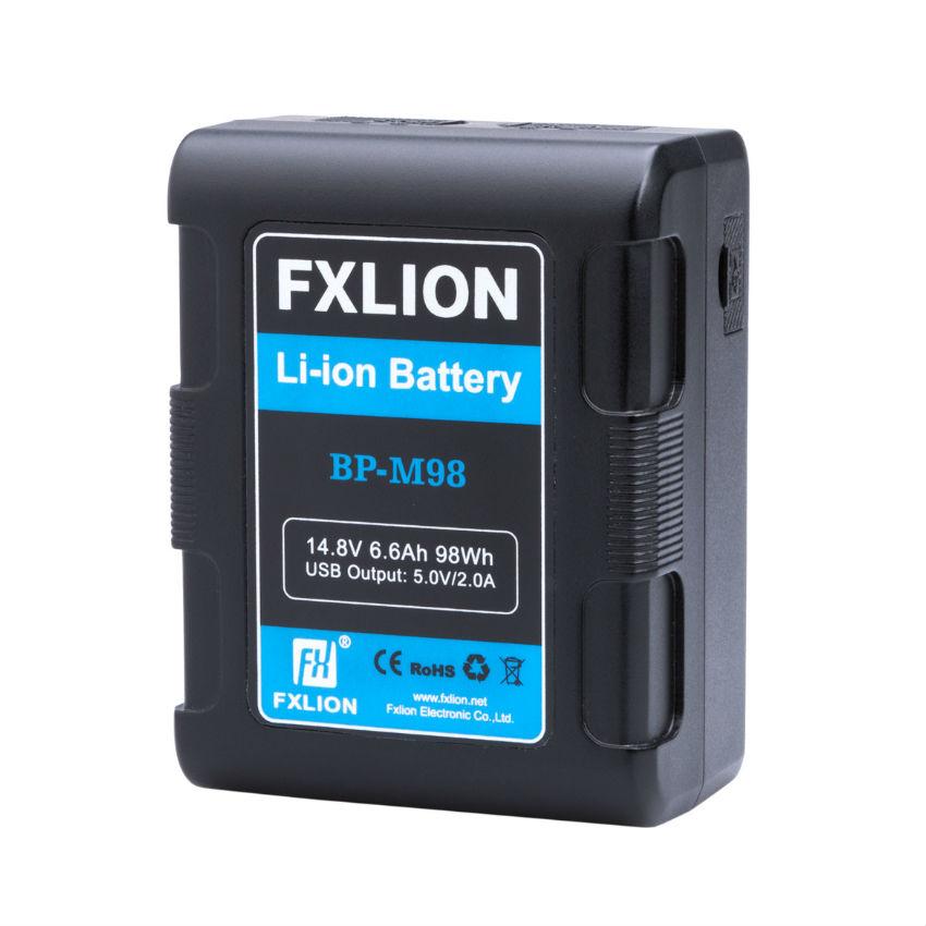 FXlion V-lock 14.8V/6.7AH/98WH mini size