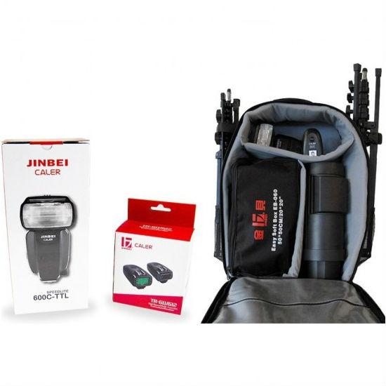 Jinbei HD-610 Flitser To Go Kit Canon