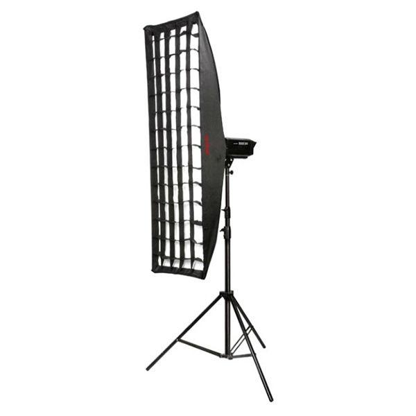 Godox Softbox Bowens Mount + Grid - 35x160cm