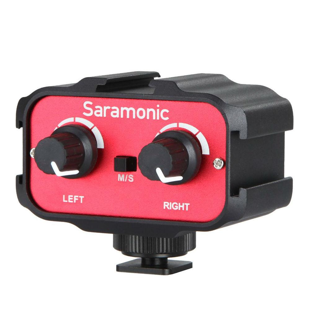 Saramonic SR-AX100 Universal Audio Adapter