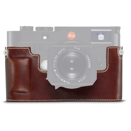 Leica 24021 Protector Leather voor M10 Vintage