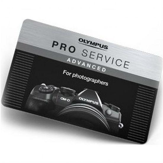 Olympus Pro Service Advanced 1 Jaar