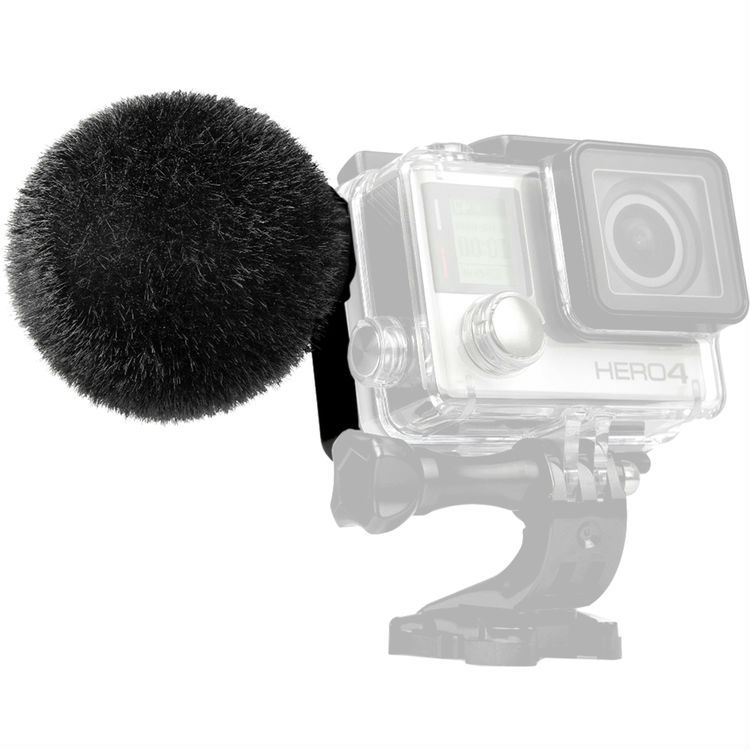 Sennheiser MKE2 Elements Action Mic voor GoPro Hero4