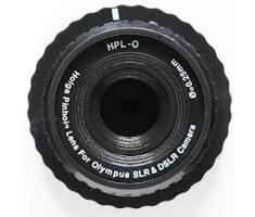 Holga Pinhole lens voor Olympus DSLR