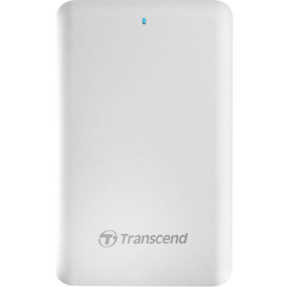 Transcend StoreJet 512GB SJM500 for Mac Portable SSD