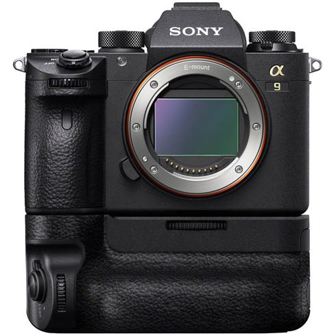 Sony A9 + Battery grip