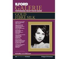 Ilford 2001763, Gold Fibre Silk A2, 10vel