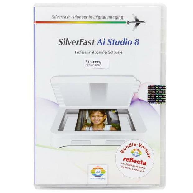 Reflecta SilverFast Ai Studio 8 voor DigitDia 6000