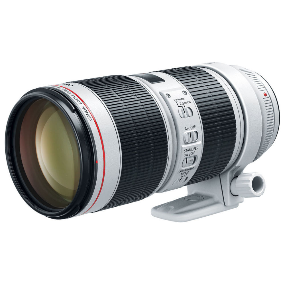 Canon EF 70-200mm F/2.8L IS III USM + GRATIS GIFTBOX