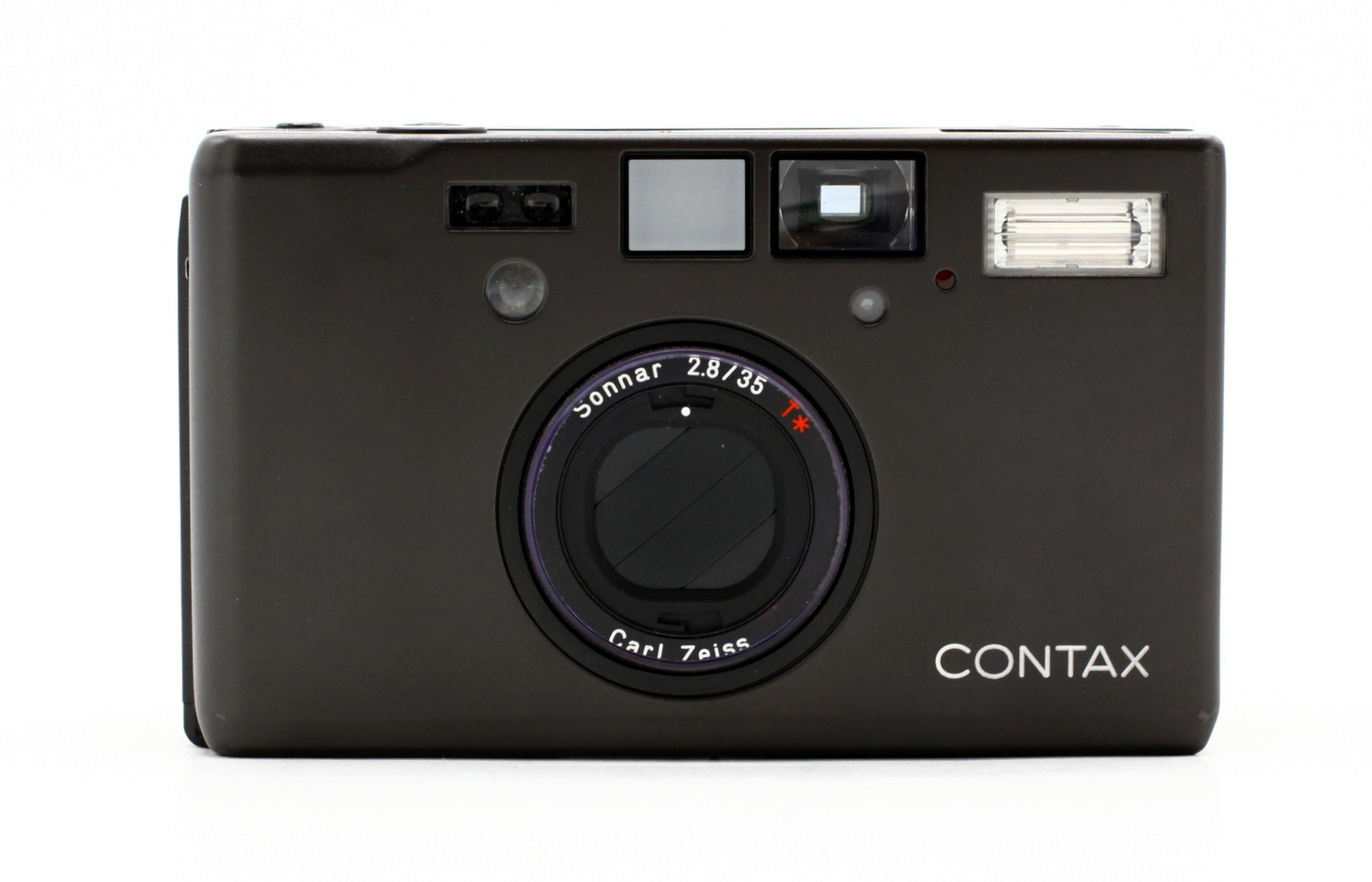 Contax T3 Black Double Teeth + Data back T3 occasion