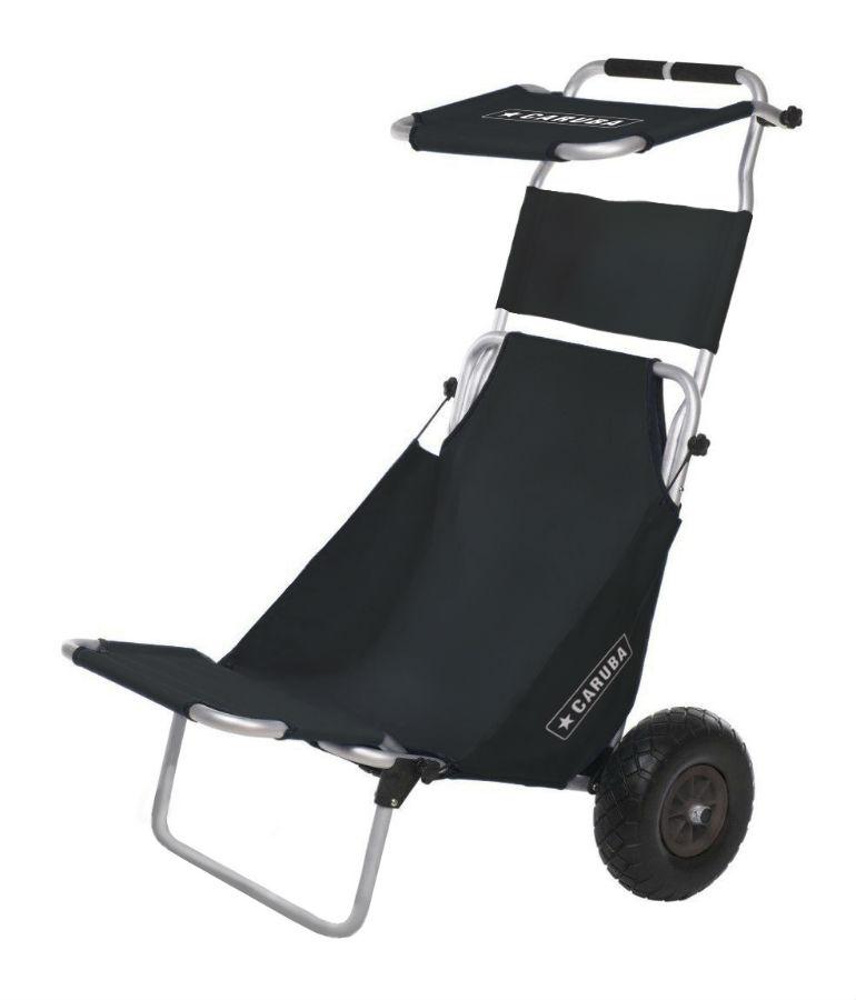 Caruba Pro Trolley I zwart
