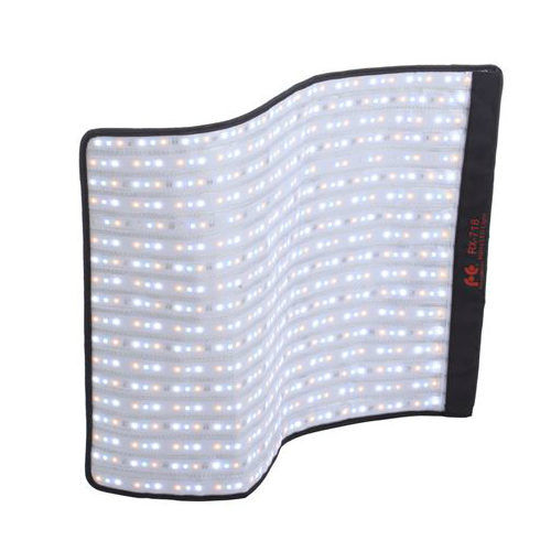 Falcon Eyes Flexibel RGB LED Paneel Set RX-718-K1 61x46 cm