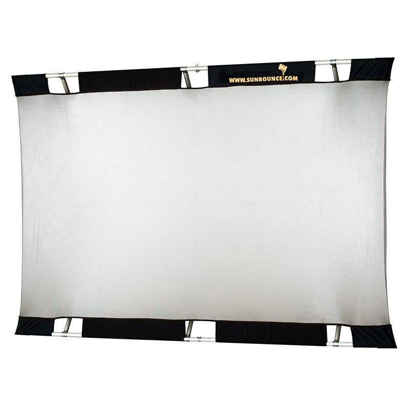 Sunbounce SB PRO KIT Silver - Backsite White (seamless)