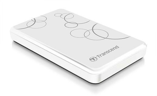 Transcend StoreJet 25A3 2TB USB 3.0 wit