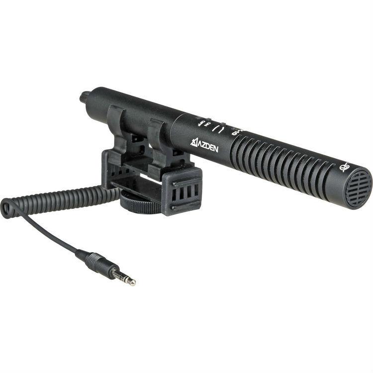 Azden SMX-10 DSLR microfoon