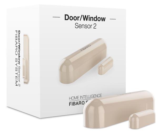 Fibaro Door/Window Sensor 2 Crème