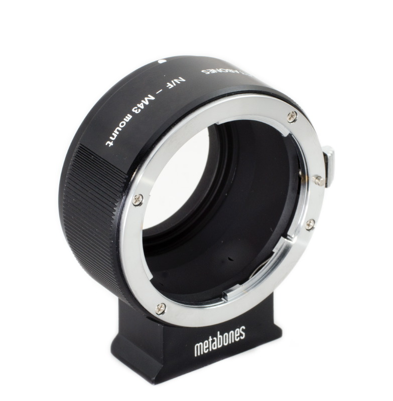 Metabones Nikon F Micro 4-3 Adapter V2