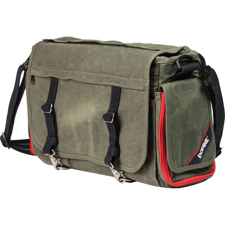 Domke Metro Messenger Ruggedwear Military OUTLET