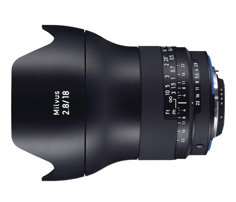 Zeiss Milvus 18mm F/2.8 Nikon