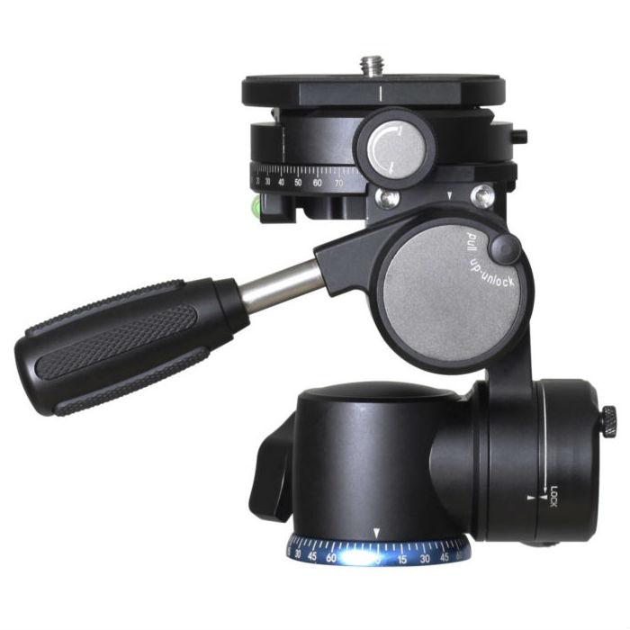 Sirui FD-01 statiefkop 4-assig