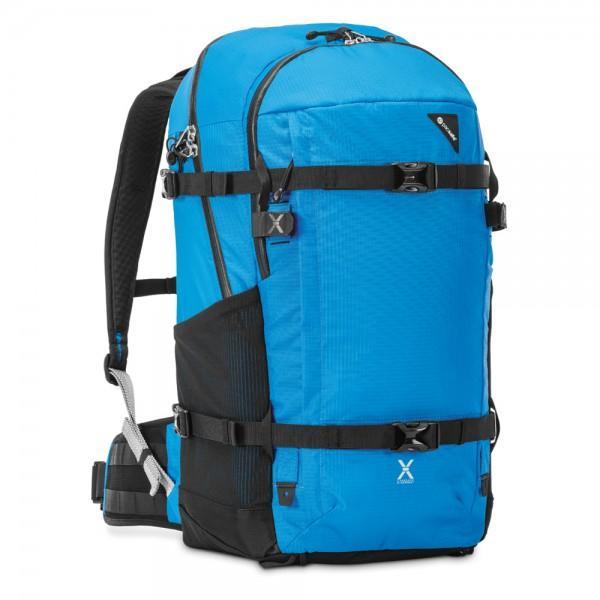 Pacsafe Venturesafe X40 PLUS universele rugzak hawaiian blauw