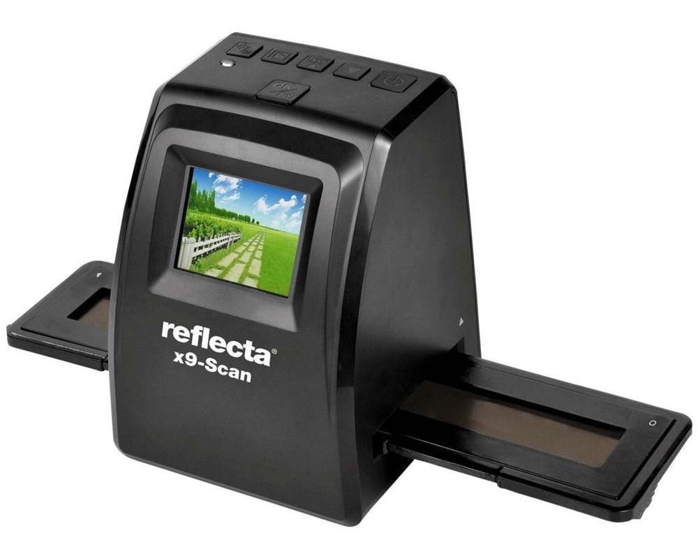 Reflecta X9 Scanner