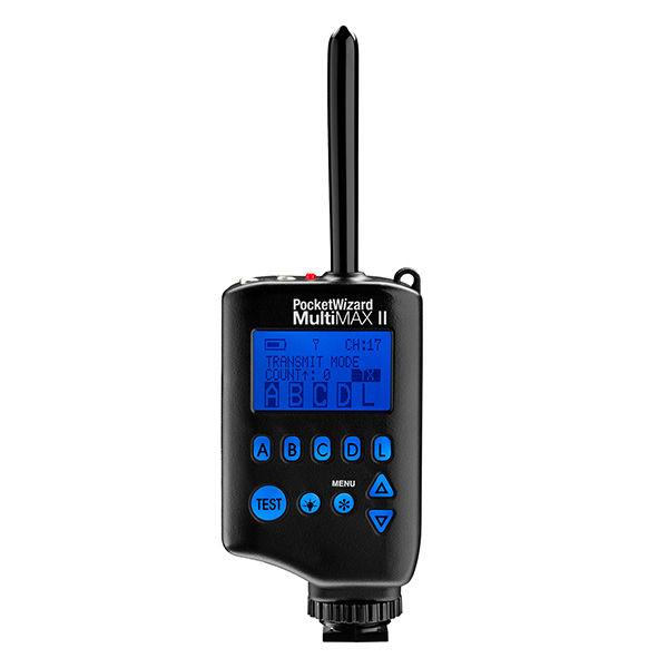 PocketWizard MultiMax Transceiver II