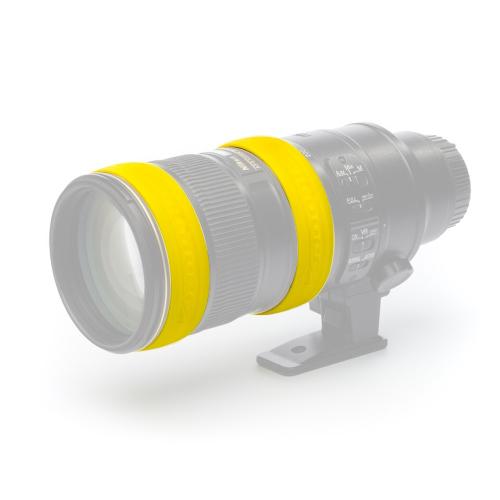 easyCover Lens Rings yellow