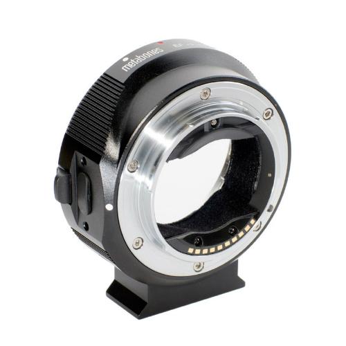 Metabones Canon EF naar Sony E-mount T adapter mark IV met AS compatibel statiefvoet, AF, Crop, IS, EXIF en geen interne reflectie
