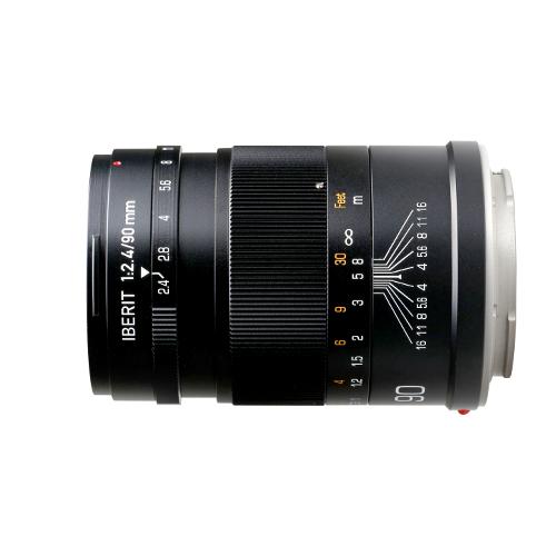 Kipon 90mm F/2.4 voor Fuji X