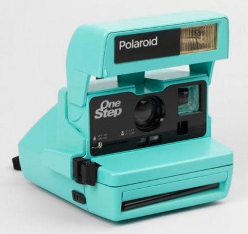 Impossible Custom 600 mint camera