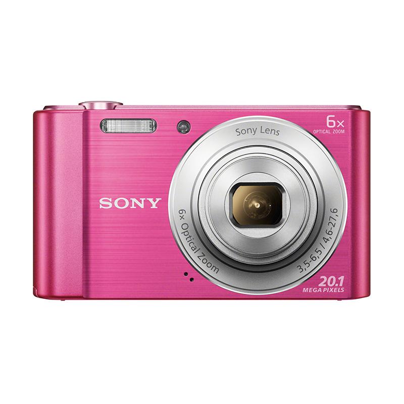 Sony Cybershot DSC-W810 roze (DSCW810P.CE3)