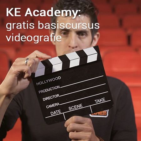 Kamera Express academy - basiscursus video