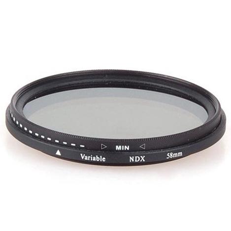 Mentter Variabel ND-Filter ND2-400 77mm