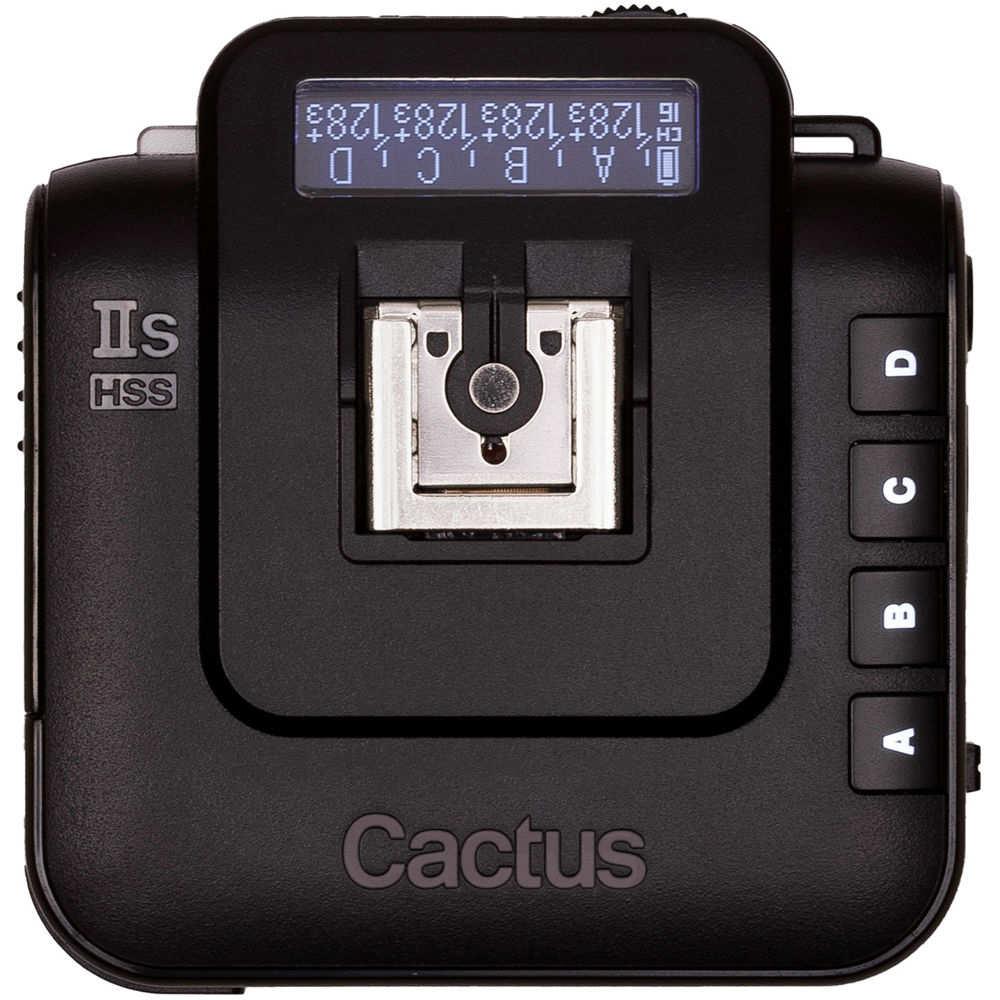 Cactus Wireless Flash Transceiver V6 IIs Dubbelpak