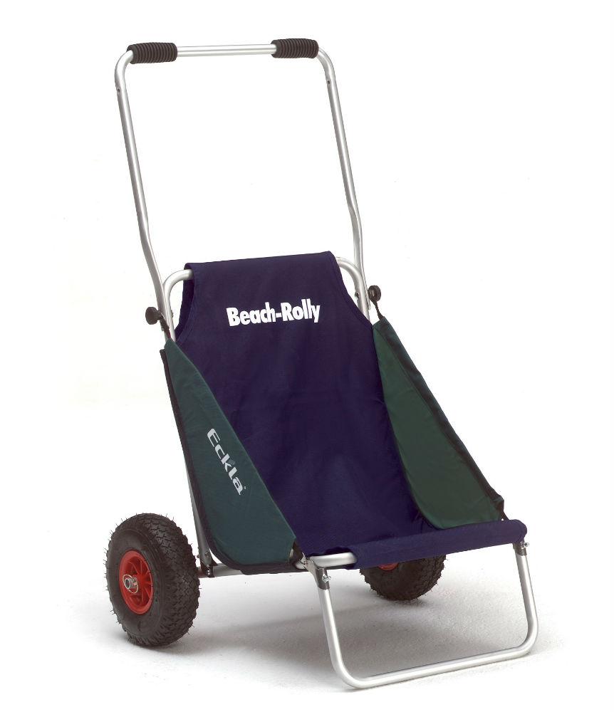 Eckla Beach-Rolly blauw-groen