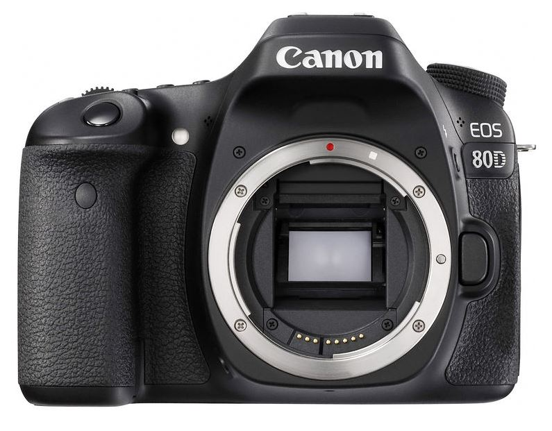 Canon EOS 80D body OUTLET